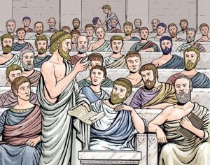 Ancient Greece govenment