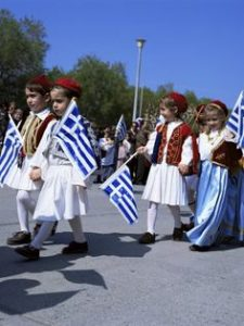 Independence Day Greece