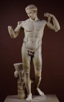 Ancient Greece Sculptures