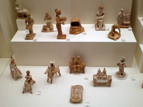 Ancient Greece Toys