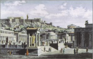 the-agora-in-ancient-athens