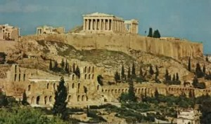Ancient Greece Thebes